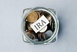 IRA Coin Jar
